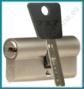 Cilindro MUL-T-LOCK 7X7 Europerfil 62mm Latón