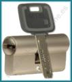 Cilindro MUL-T-LOCK MT5+ Europerfil 62mm Latón