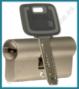 Cilindro MUL-T-LOCK MT5+ Europerfil 81mm Latón