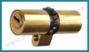 Cilindro MUL-T-LOCK MT5+ perfil Suizo 66mm Latón para Arcu
