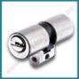 Cilindro MUL-T-LOCK MT5+ perfil Suizo 71mm Niquel para Ezcurra Sea 23 y Kesso